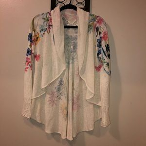 """Anthropologie""""Knitted & Knotted""""Top,Size-M(?L)"""